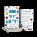 Angela Raspass book Your Next Chapter